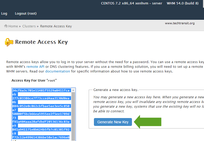cpanel_remote_access_key