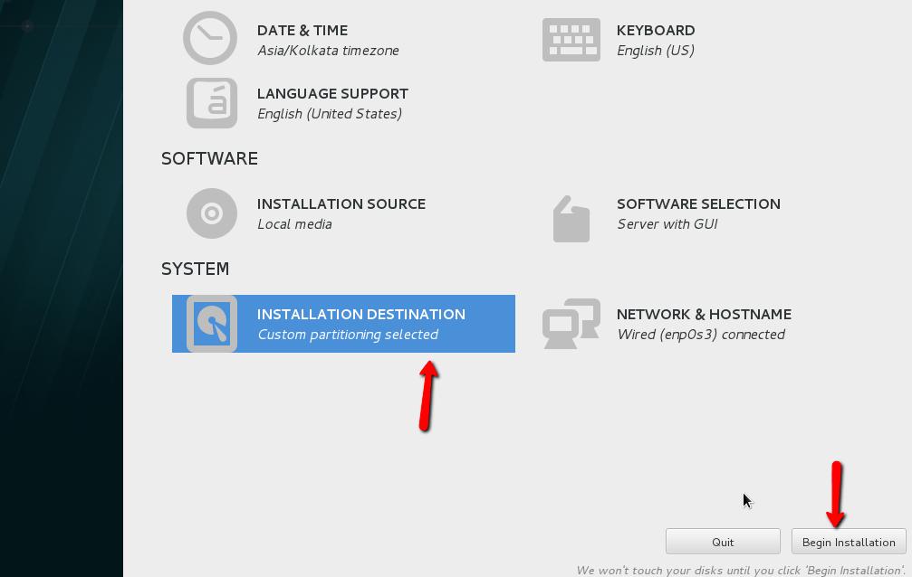 RHEL 7 Installation rhel 7 linux rhel Installing Red Hat Enterprise installation of rhel 7 how to install rhel 7 download rhel 7 CentOs 7 Installation