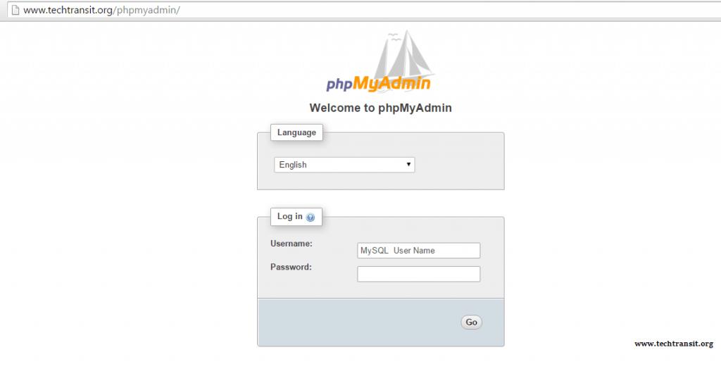 update phpmyadmin secure phpMyAdmin installation phpmyadmin