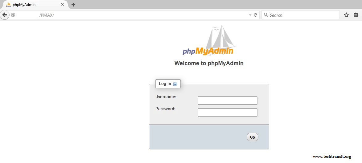 Configure Phpmyadmin In A Secure Way Without Yum Centos 6
