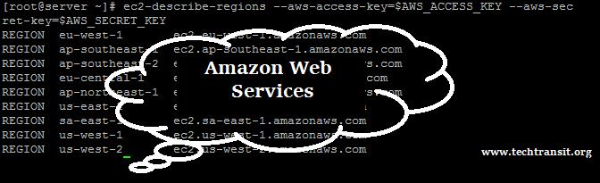 aws ec2 cli AWS CLI Tool Amazon EC2 CLI Tool